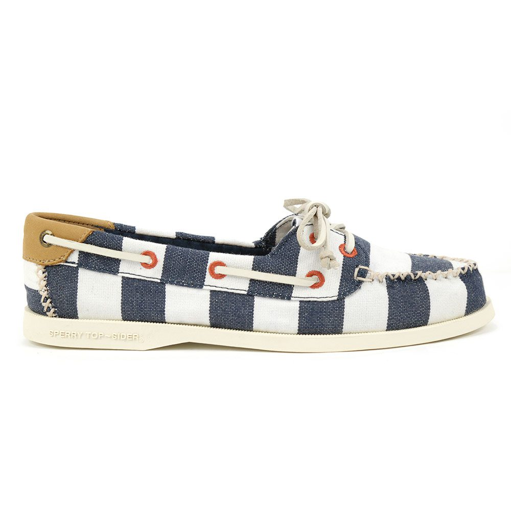 womens white sperry boat shoes