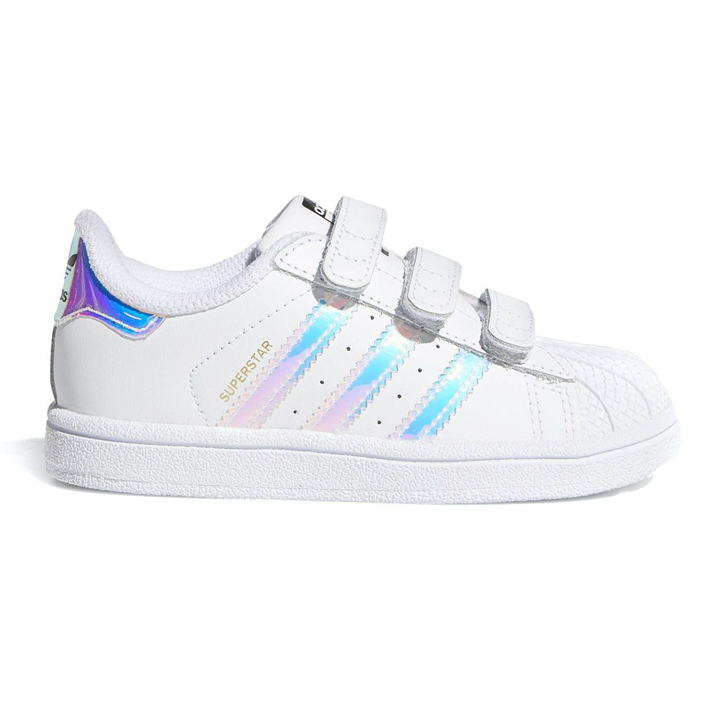 Adidas Originals Infant Superstar White