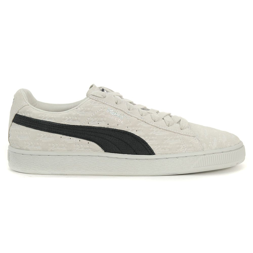 Suede Classic X Panini Puma White