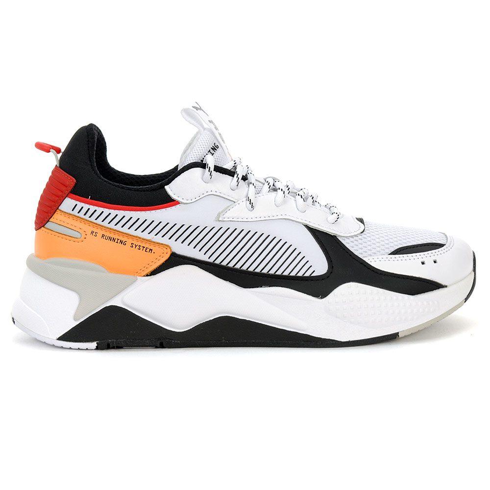 Details about PUMA Men's RS-X Tracks Shoes White/Black 36933202 NEW!