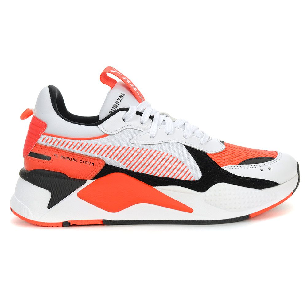 Details about PUMA Men's RS-X REINVENTION Shoes White/Red Blast 36957902  NEW!