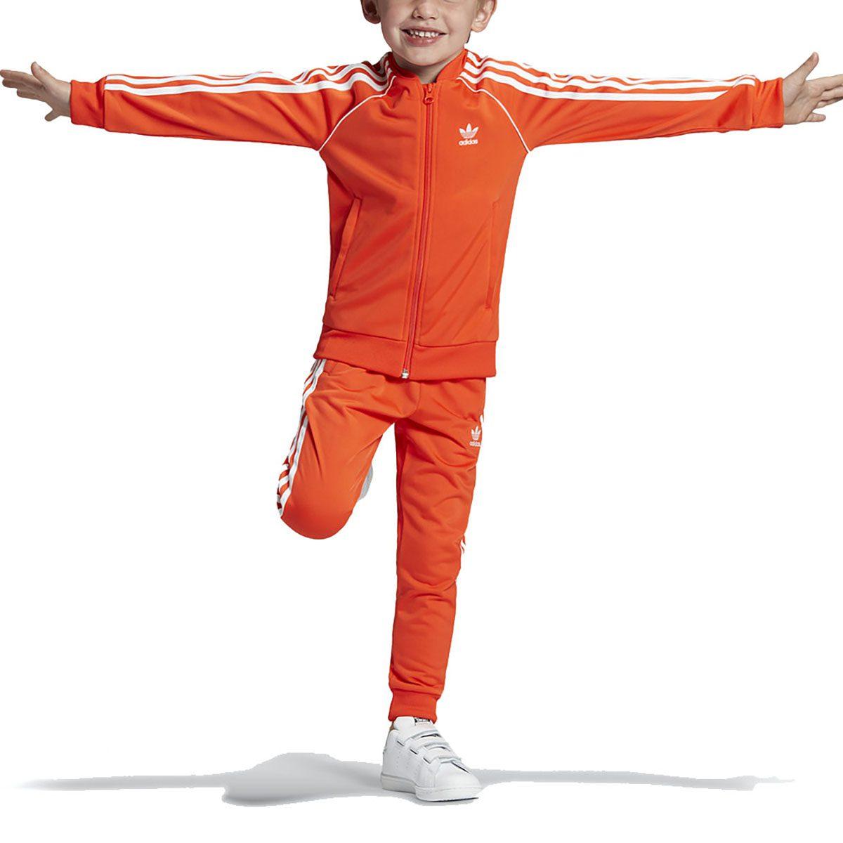 Adidas Originals Bébés SST Survêtement/Pantalon