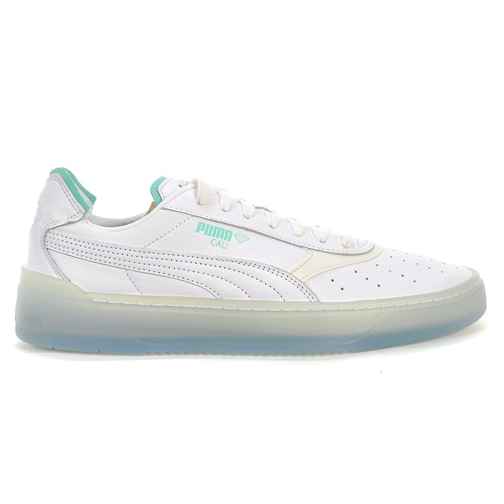 Details about PUMA Men's Cali-O Diamond Supply White Shoes 36939901 NEW!