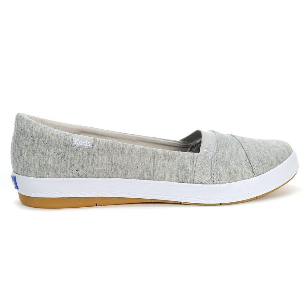 Carmel Jersey Light Grey Shoes WF59966
