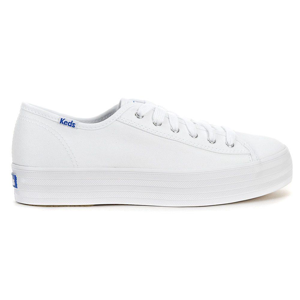 Triple Kick White Shoes WF57306