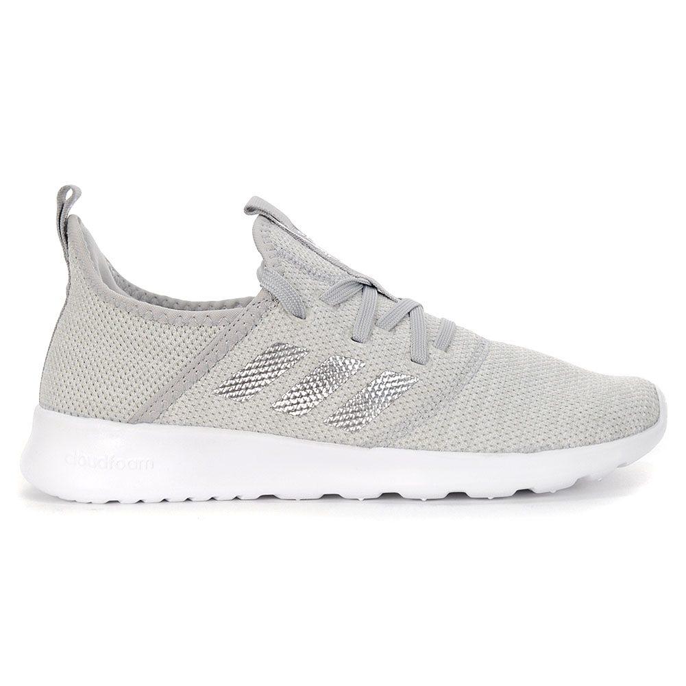 Adidas Women's Cloudfoam Pure Grey Two
