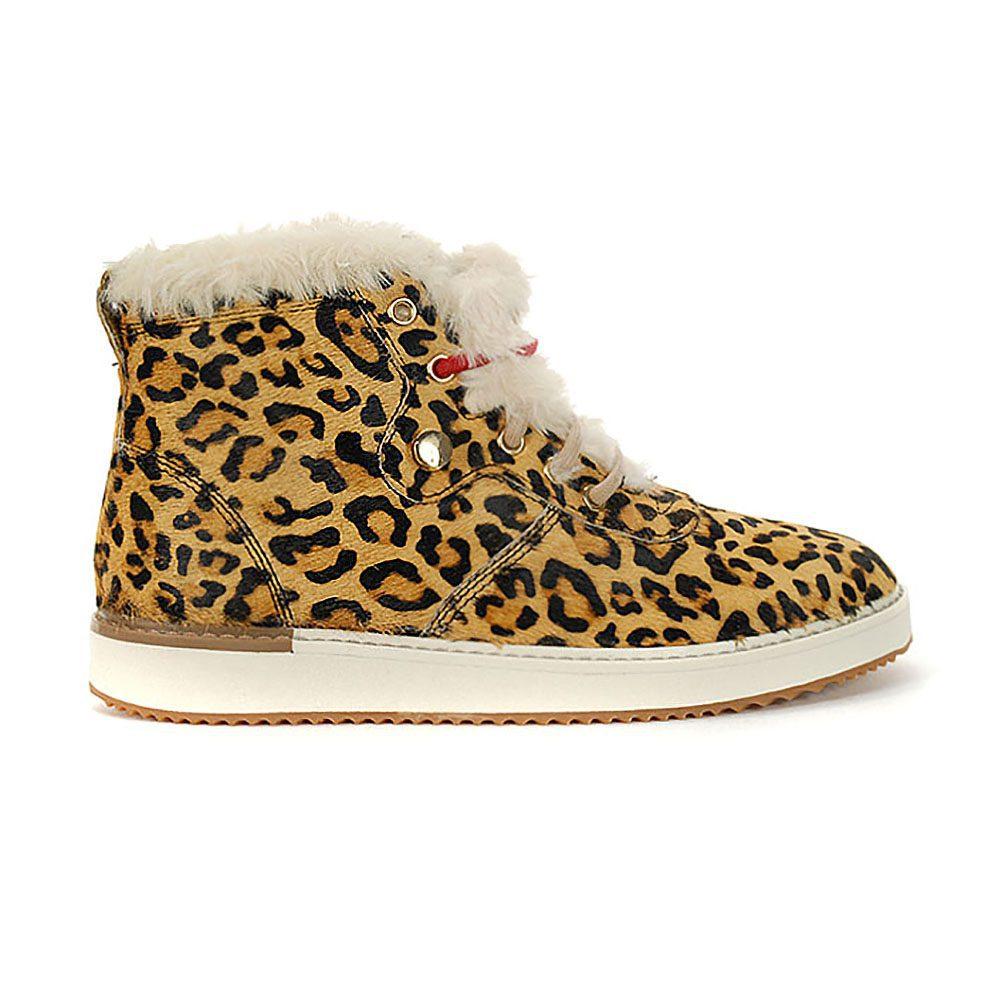 hush puppies leopard