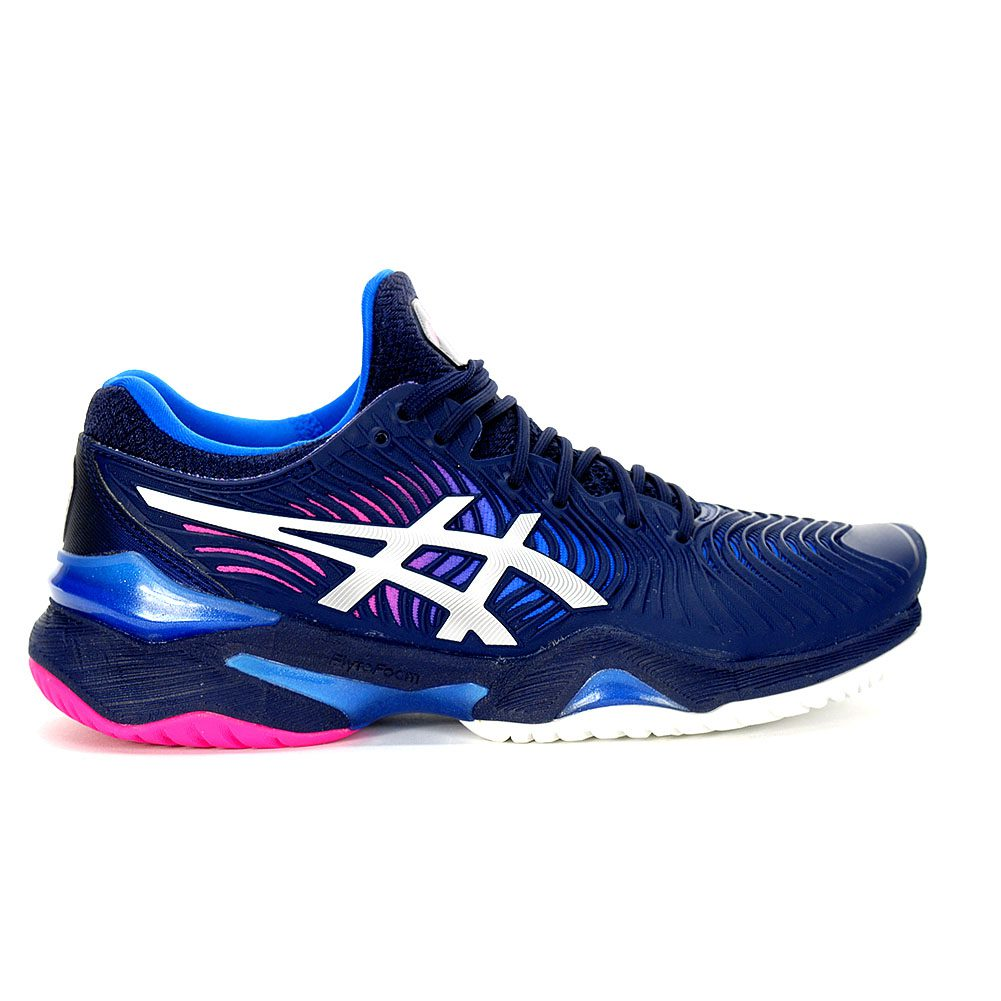 Details about ASICS Women's Court FF 2 Peacoat/White Tennis Shoes  1042A076.400 NEW
