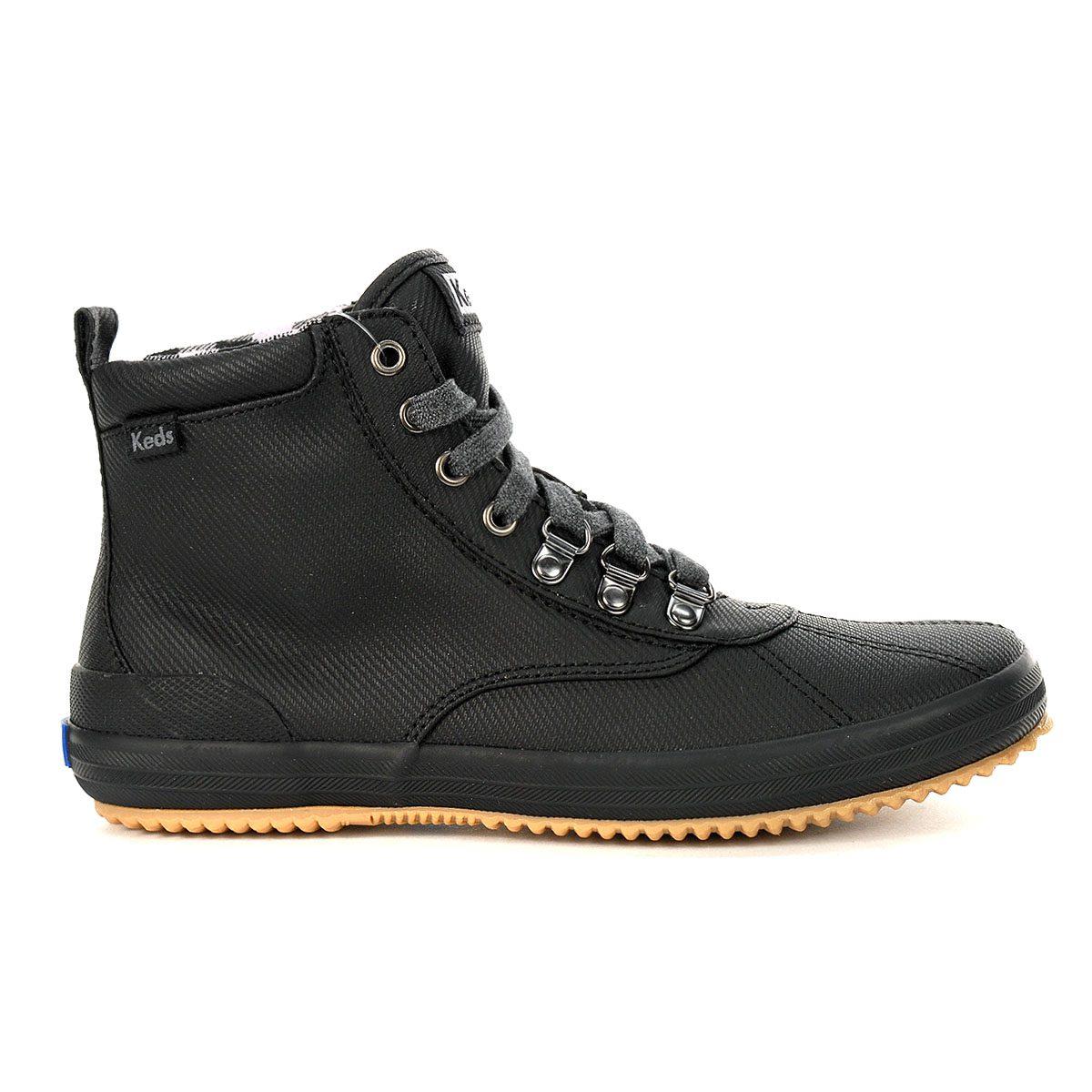 Scout BT 2 Twill Black Lace