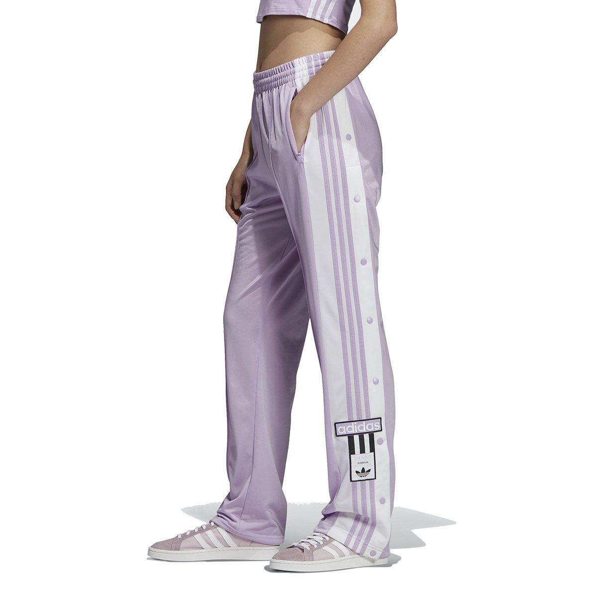 Details zu Adidas Women's Adibreak Purple Glow Track Pants DV2556 NEW