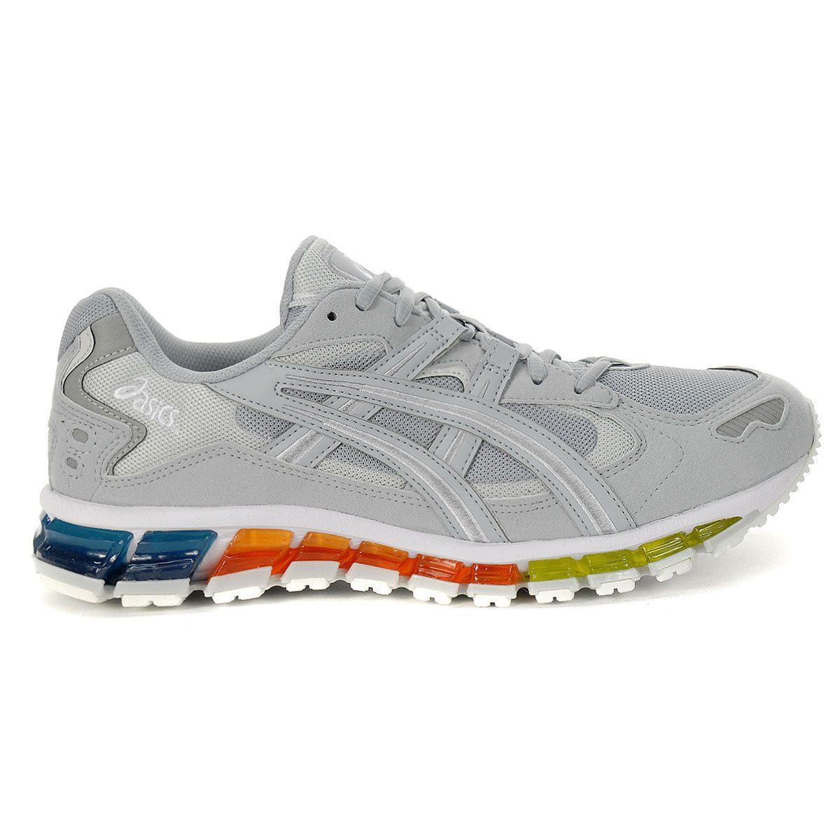 ASICS Mens OG Gel-Kayano 5 360 Piedmont Grey/Piedmont Grey Shoe ...