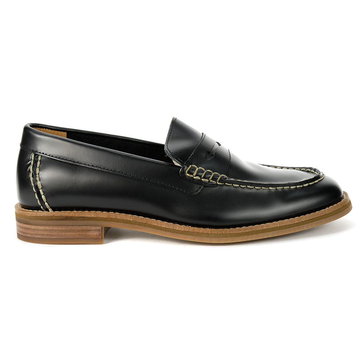 Sperry Top-Sider Men's Topsfield Penny Black Loafer ...