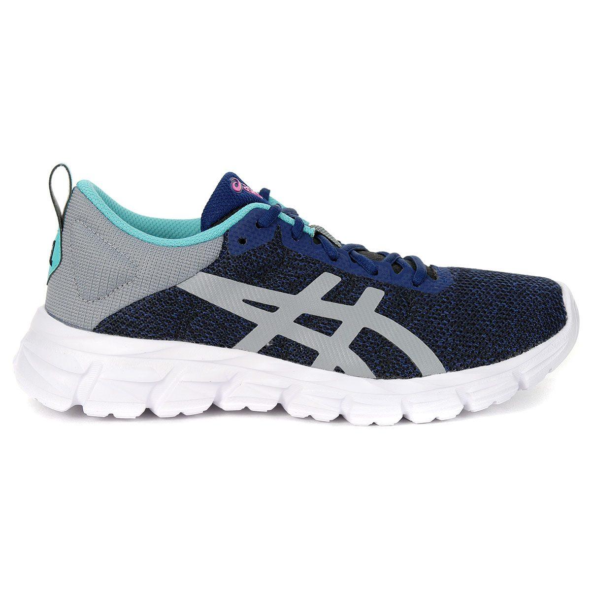 ASICS Women's Gel-Quantum Lyte Running Shoes Blue/Sheet Rock ...