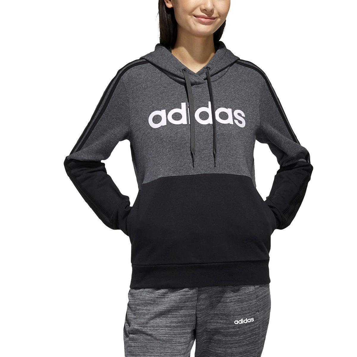 adidas Women/'s Essentials Brand Sweatshirt Choose SZ//Color