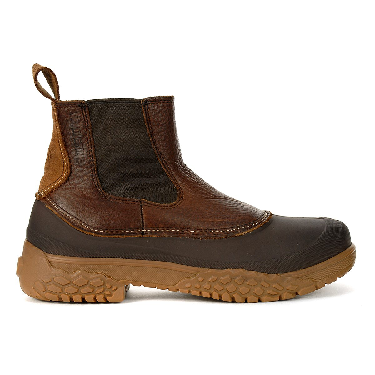 Brown Boots W30188 - WOOKI