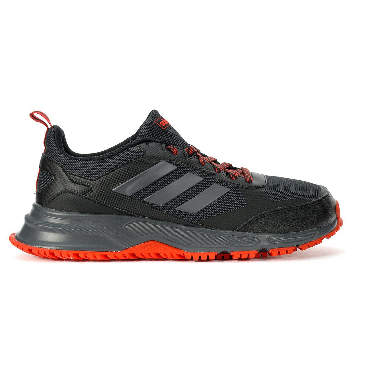 marzo tal vez Realista  Adidas Men's Rockadia 3.0 (Wide) Core Black/Night Metallic/Active Red Trail  S... | eBay