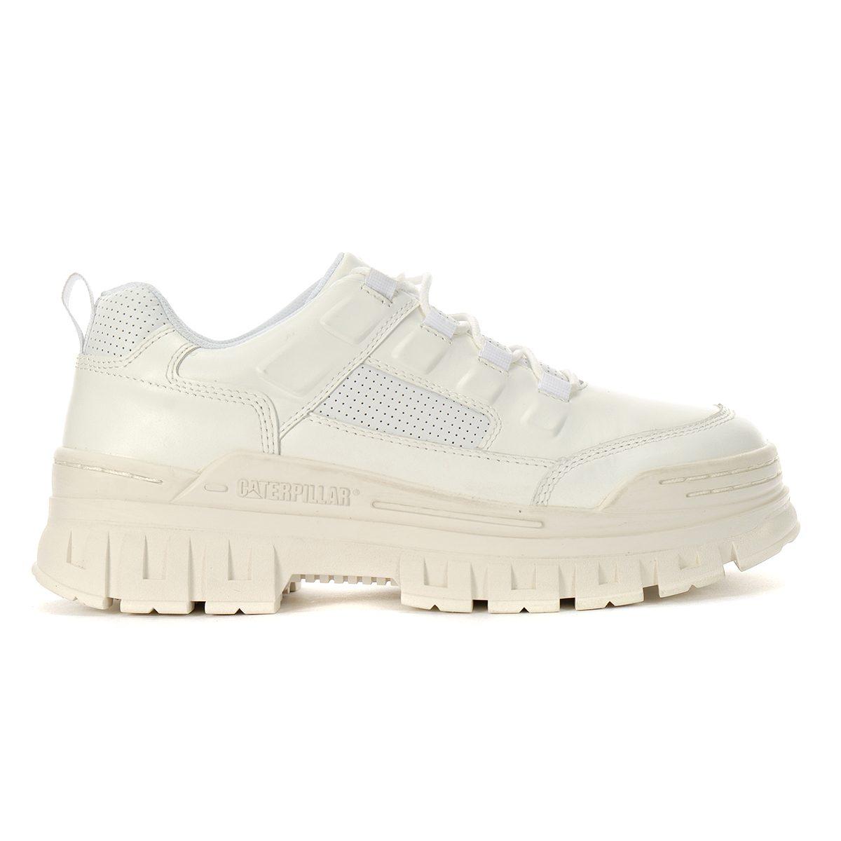 Caterpillar Unisex Rise (Wide) White