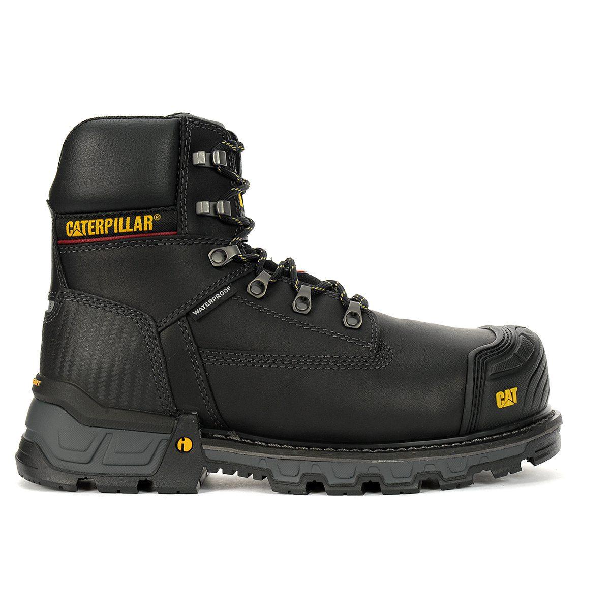 Black Waterproof CSA Composite Toe Work