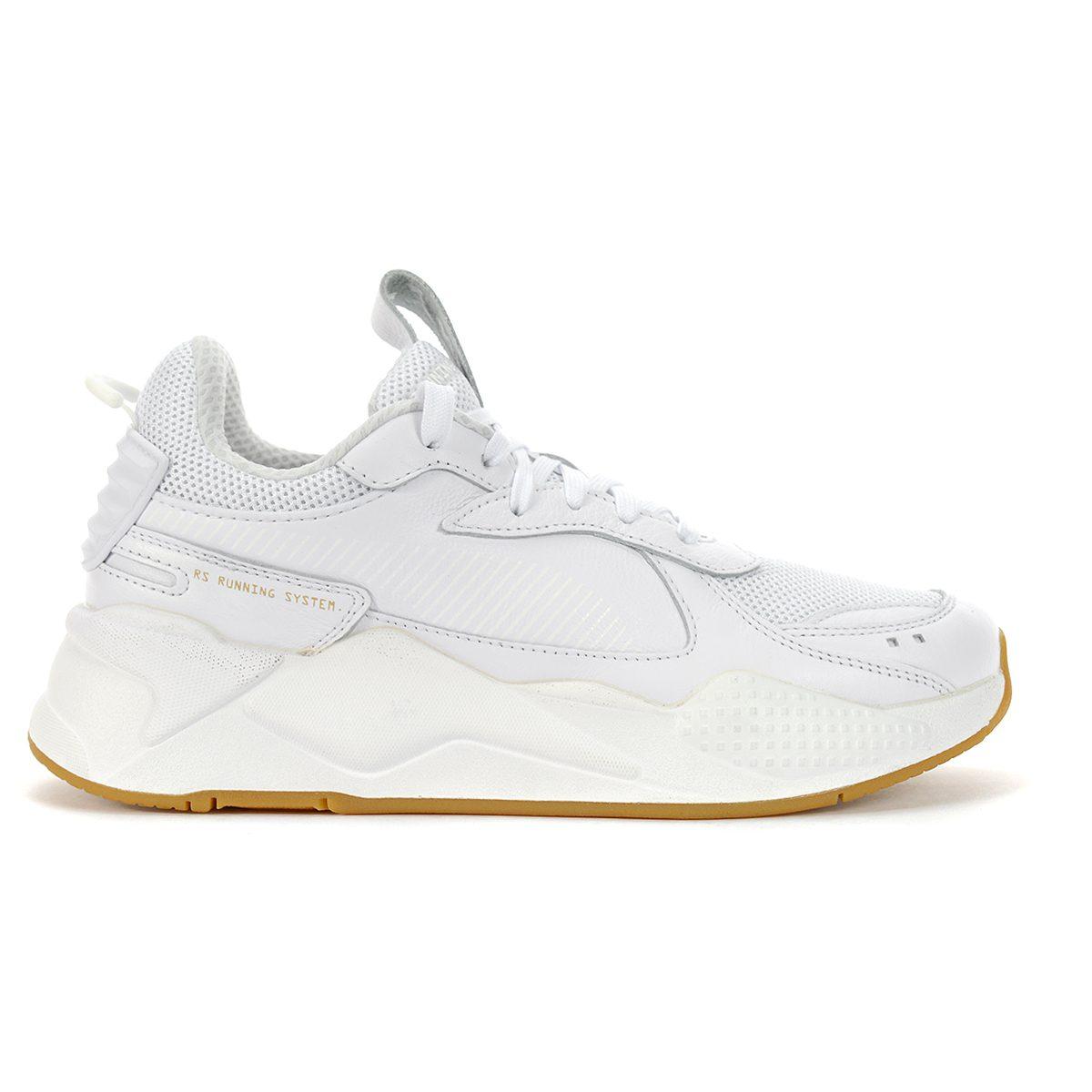 Puma Men's RS-X Blanco Puma White/Gum