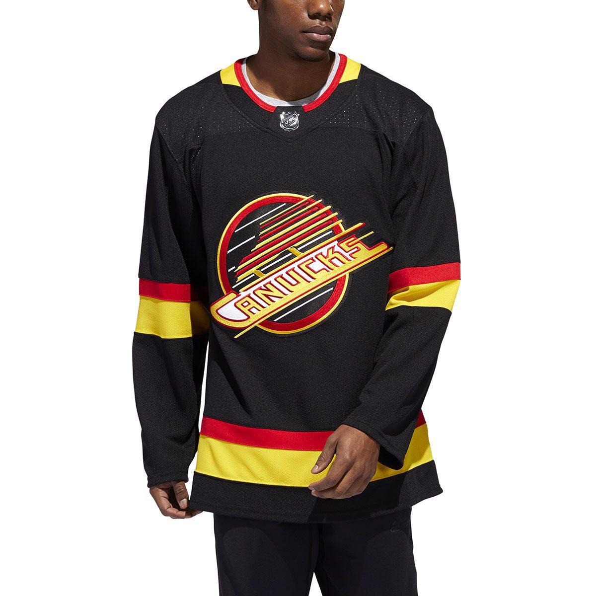 Adidas Men's Vancouver Canucks Alternate Authentic Pro Jersey ...